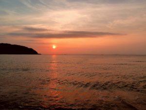 多田良海岸,ボート釣り