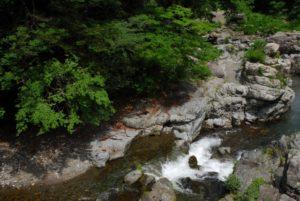 秋川渓谷,管釣り,