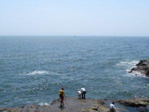 江の島 稚児ヶ淵