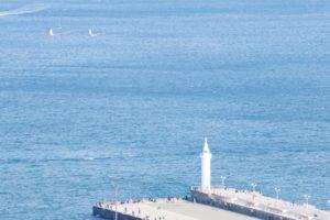 江の島 灯台 釣り