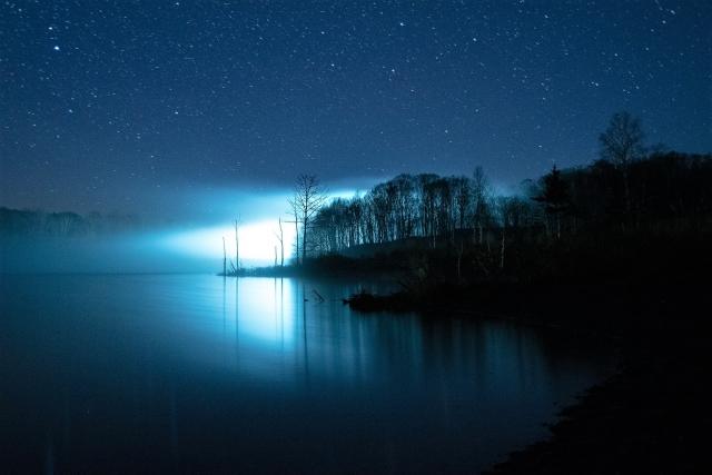 朱鞠内湖のおススメ釣りポイント