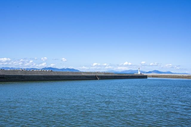 松法漁港のおススメ釣りポイント