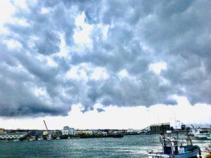 八戸港ポートアイランド 釣り