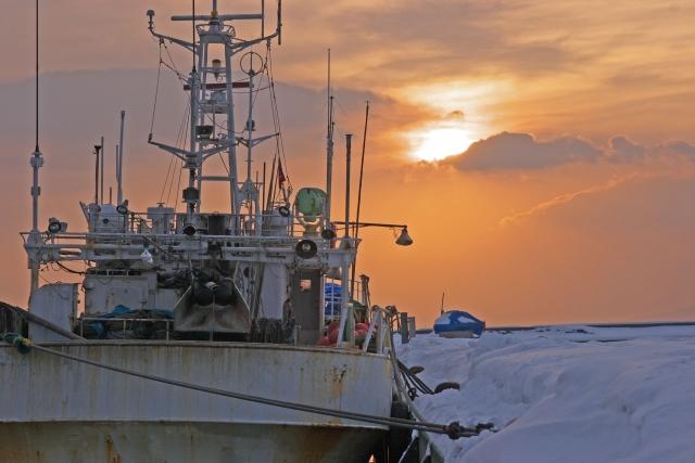 抜海漁港のおススメ釣りポイント