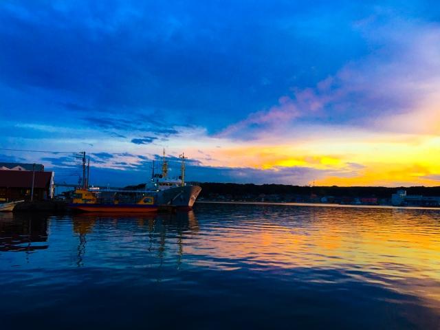 菖蒲田漁港のおススメ釣りポイント