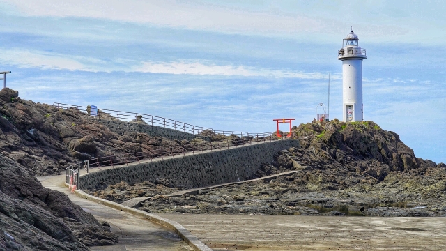鼠ヶ関漁港のおススメ釣りポイント