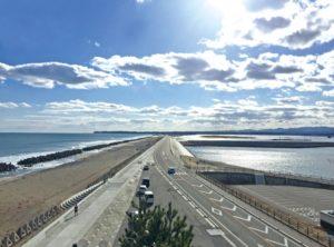 松川浦新港 釣り