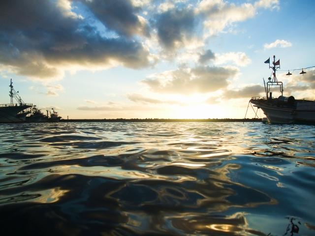 江名港のおススメ釣りポイント