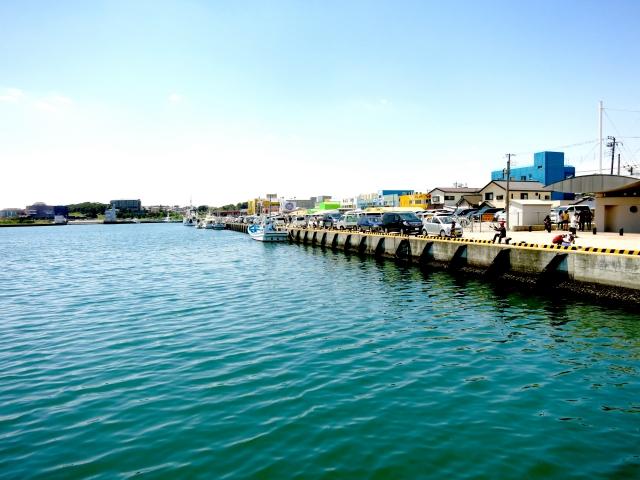 那珂湊港のおススメ釣りポイント