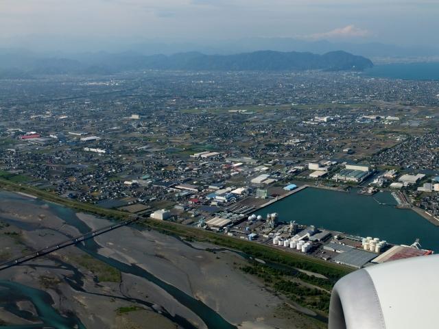 大井川漁港のおススメ釣りポイント