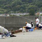 御前崎港西埠頭2号岸壁のおススメ釣りポイント
