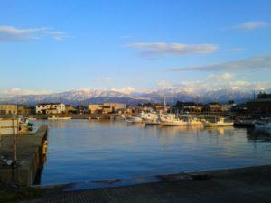 滑川漁港 釣り