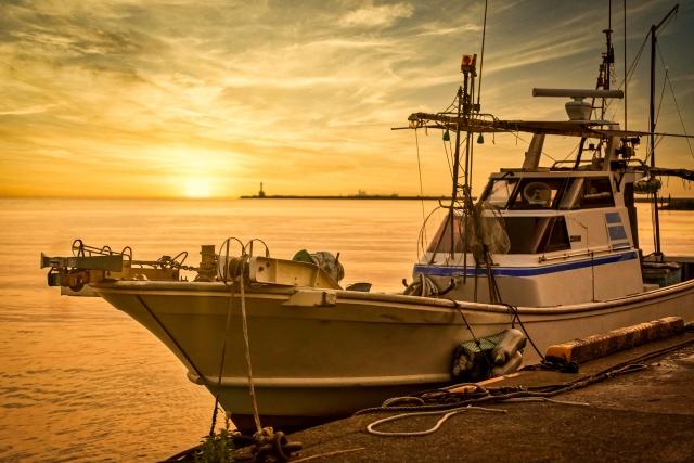 宿田曽漁港のおすすめ釣りポイント
