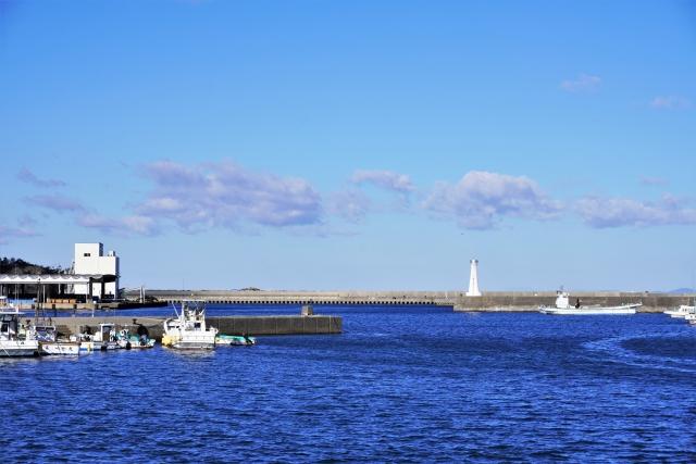 波切漁港のおススメ釣りポイント