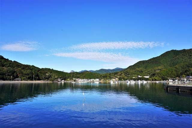 神子漁港のおススメ釣りポイント